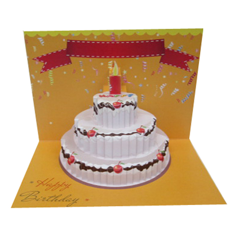 Custom 3D Greeting Cards
