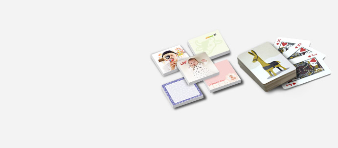 Custom Cards & Stationery