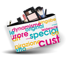 Custom Photo Cosmetic Bags
