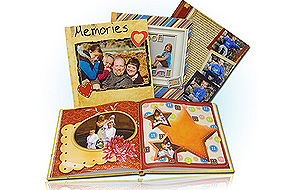 Photo Books, Photo Albums